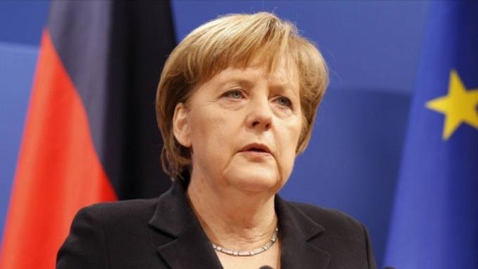 Меркель: Установление мира наДонбассе— одна иззадач руководства Германии