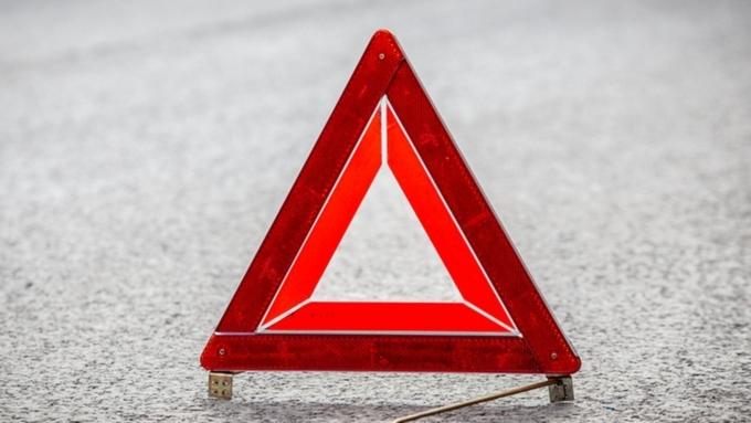 ВАлтайском крае вДТП спассажирским автобусом умер мужчина