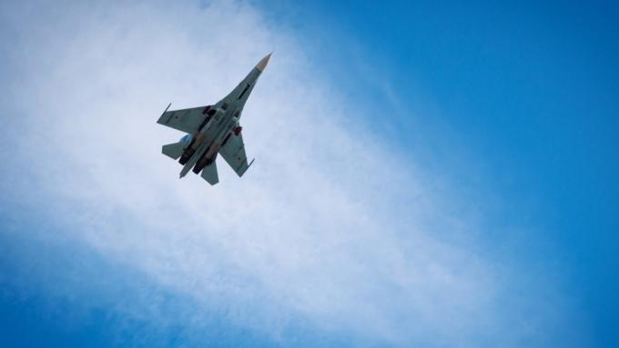 Минобороны отчиталось оперехвате 6-ти самолетов-разведчиков занеделю