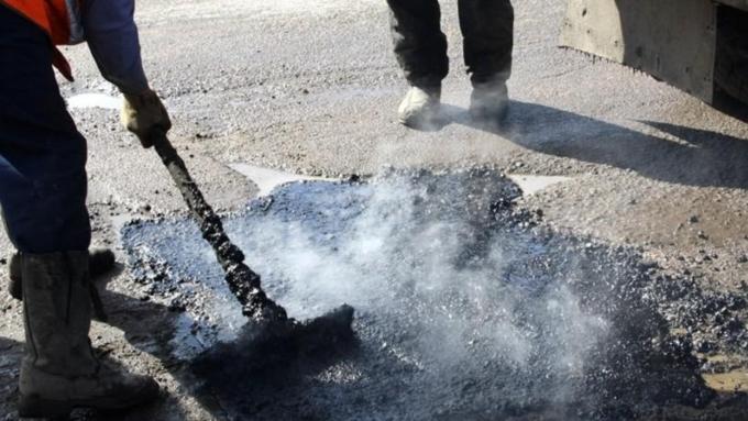 ВЧебоксарах ремонт дорог будет проходить вкруглосуточном режиме