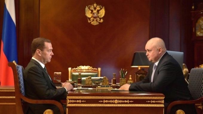 Сергей Цивилев попросил кабмин помогать строительству дороги вобход Кемерова