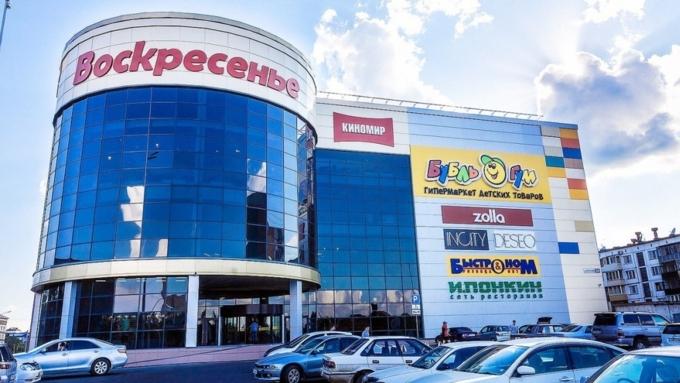 ВБийске временно закрыт торгово-развлекательный центр «Воскресенье»