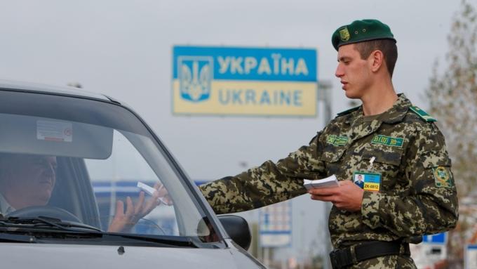 Украинские таможенники  задержали жителя России  споддельным паспортом