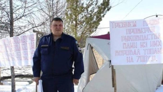 Якутские пожарные начали голодовку из-за зарплат и«одной каски надвоих»