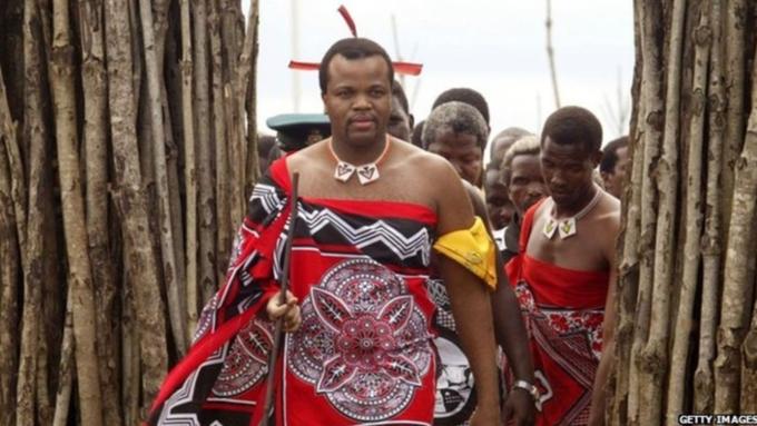 Король Свазиленда объявил о переименовании страны