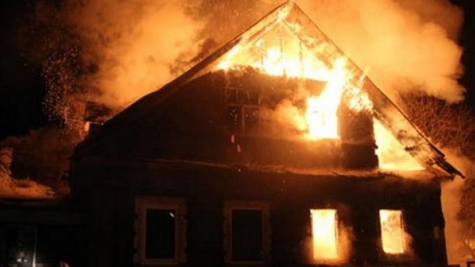 5 человек погибли впожаре наАлтае