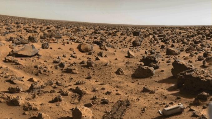 РФ выберет район посадки первой миссии наМарс