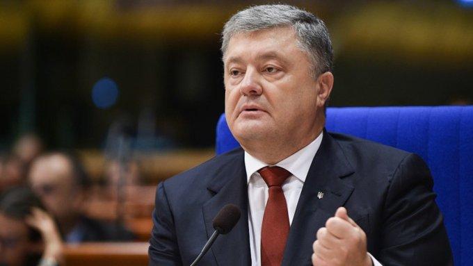 Суд вгосударстве Украина обязал правоохранителей возбудить дело против Порошенко