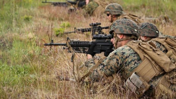 Мыуязвимы перед русскими,— генерал морской пехоты США