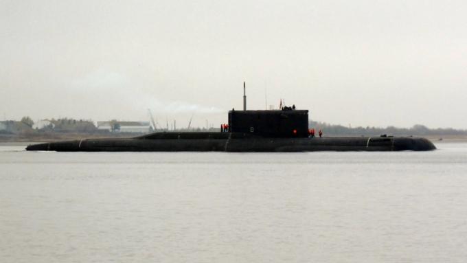 Popular Mechanics поведал о«зловещей» русской подлодке Б-90 «Саров»