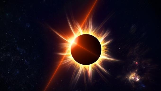 Новости: Ученые: Названа дата последнего солнечного затмения