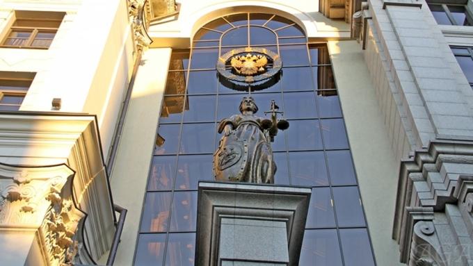 Верховный суд Российской Федерации эвакуировали из-за ложного сообщения обугрозе взрыва