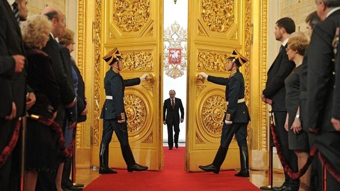 Фото: kremlin.ru. На фото инаугурация Путина в 2012 году