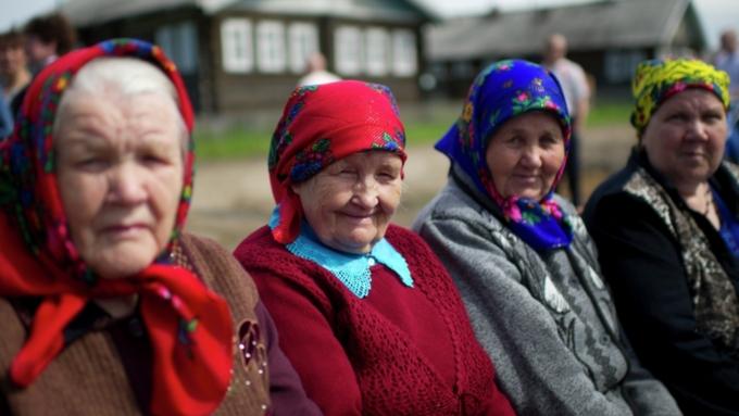 Назван возраст самого старого пенсионера ичисло граждан России старше 110 лет