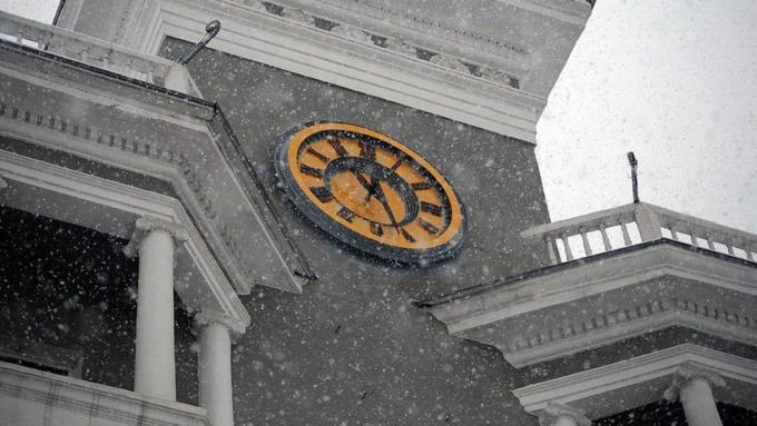 ВАлтайском крае на18-19мая объявлено штормовое предупреждение