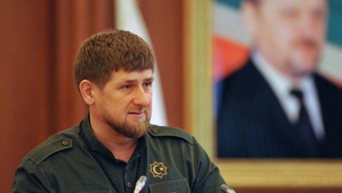 Кадыров заработал в предыдущем 2017г. практически вдвое менее, чем годом ранее