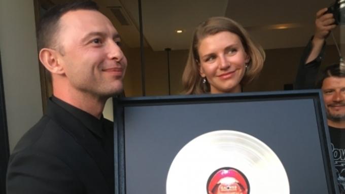 За лучший саундтрек: Рома Зверь стал лауреатом Каннского кинофестиваля