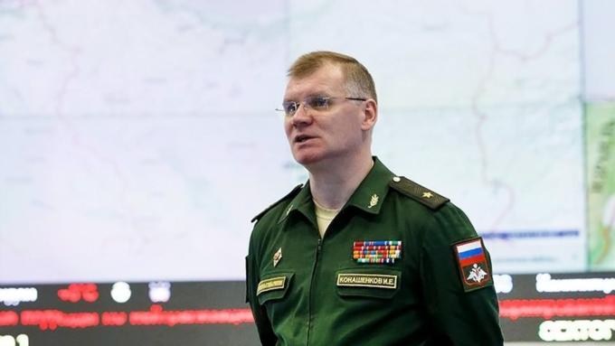 ВМинистерстве обороны опасаются  новых провокаций вСирии с употреблением  хлора