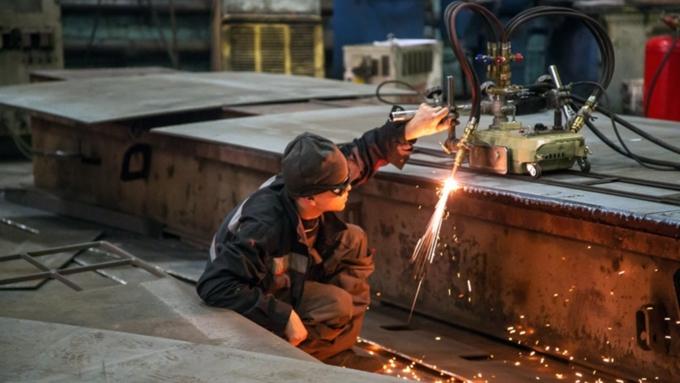 Росстат исправил данные осостоянии русской индустрии