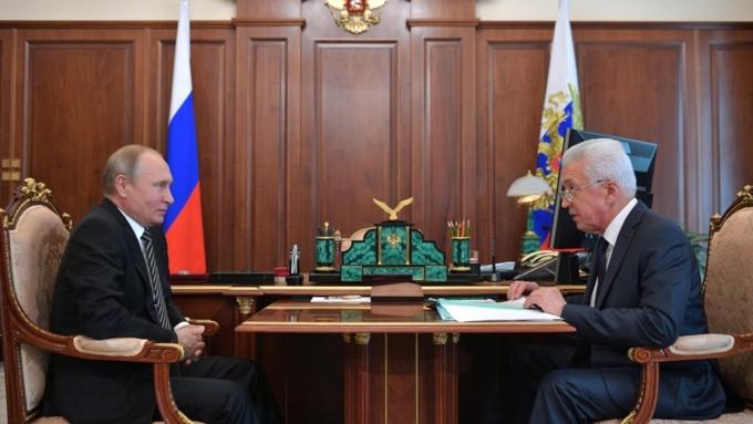 Руководитель Дагестана оповестил Путину онаказании 200 человек закоррупцию