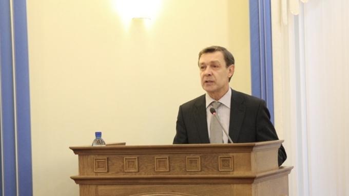 Директор Минэкономразвития Алтайского края ушел вотставку