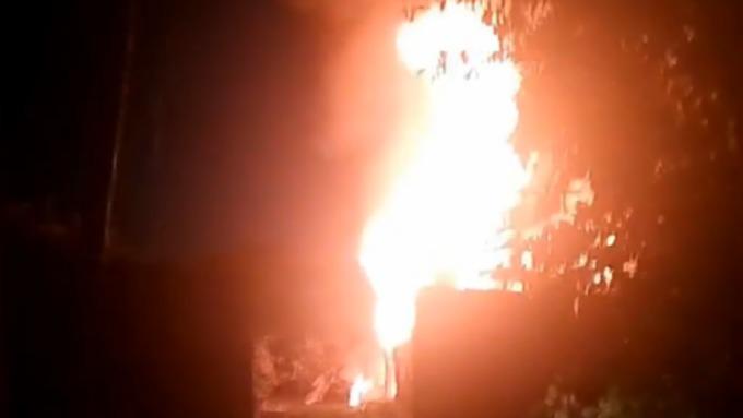 ВБарнауле вовремя пожара погибла женщина— свидетели
