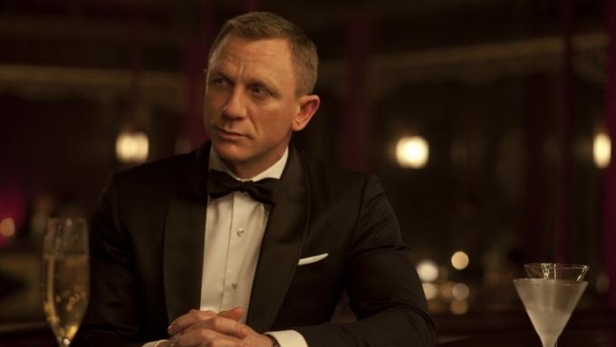 Впервые за 20 лет в новом фильме про агента 007 главным злодеем будет русский