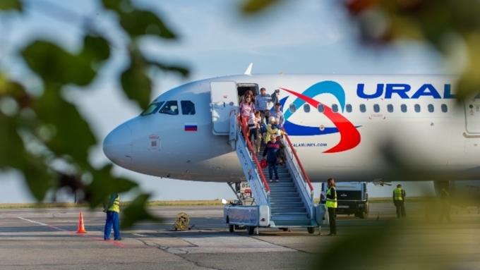 «Уральские авиалинии» увеличили полеты в столицуРФ
