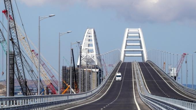 Бывший чиновник Рады восхитился Крымским мостом
