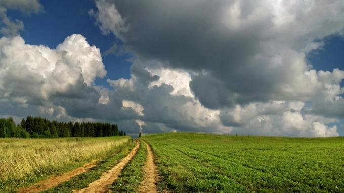 Опогоде вАлтайском крае 31июля— Дожди уходят