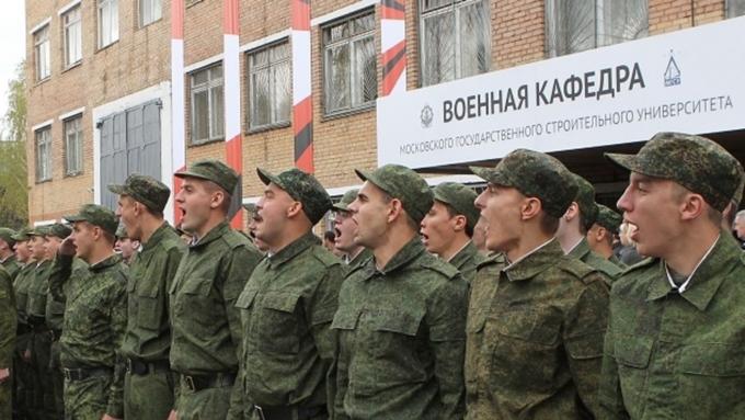 Путин подписал закон обупразднении военных кафедр в университетах