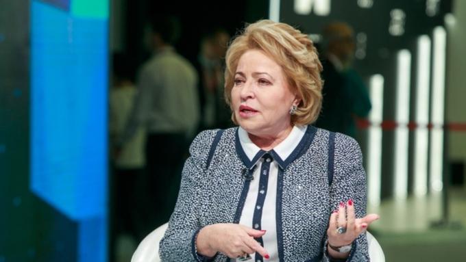 Матвиенко назвала заработной платы  женщин в Российской Федерации  несправедливыми