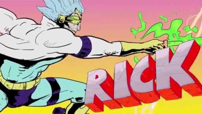 Вглобальной паутине появился аниме-тизер нового сезона «Рика иМорти»