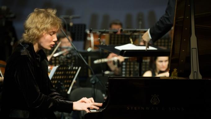 Житель россии Иван Бессонов одержал победу конкурс молодых музыкантов «Евровидение»