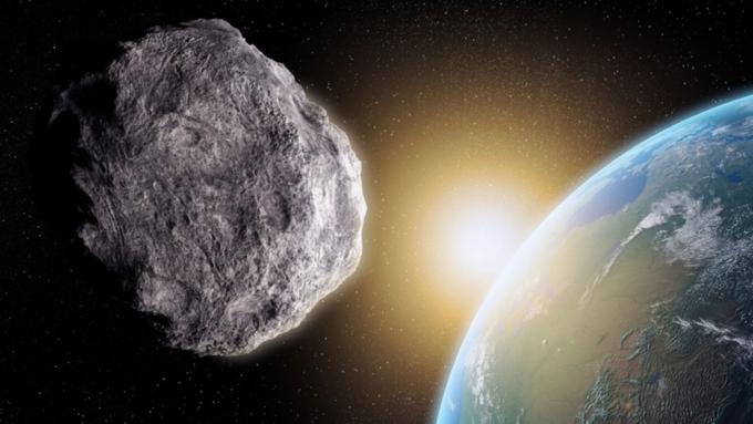 NASA: КЗемле приближается немалый астероид