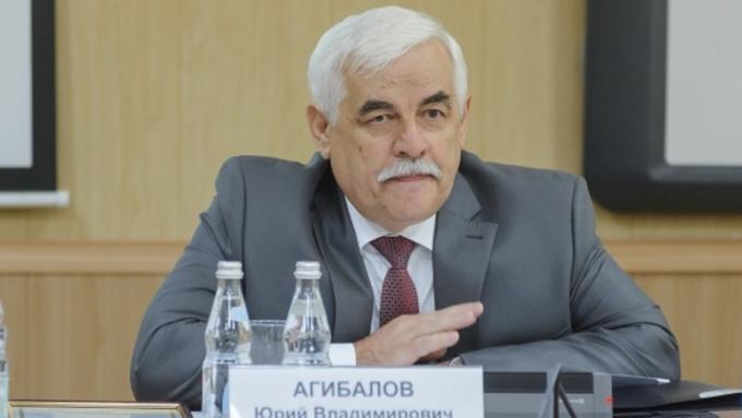 Воронежский вице-губернатор Юрий Агибалов снова уйдет вотставку