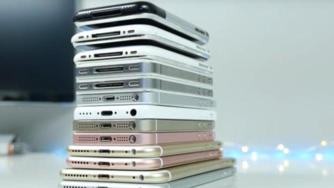 Новый айфоны в Украине начнут легально продавать с 19 октября