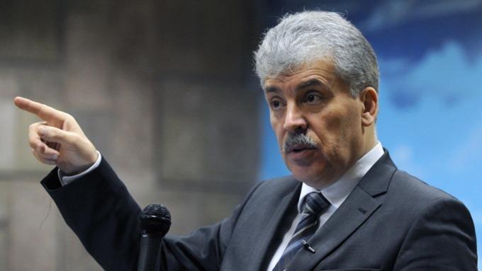 Акционеры «Совхоза имени Ленина» подали иск кГрудинину на млрд руб.