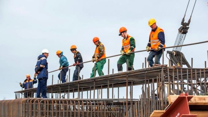 Строители Крымского моста перейдут нановый многомиллиардный проект