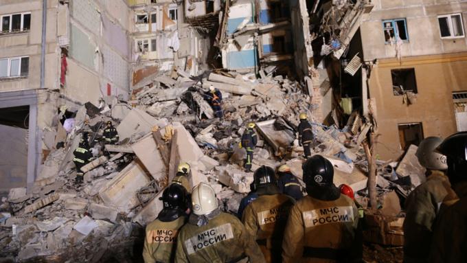 Обрушение жилого дома в Магнитогорске. Что известно к этому часу 9518af886f8