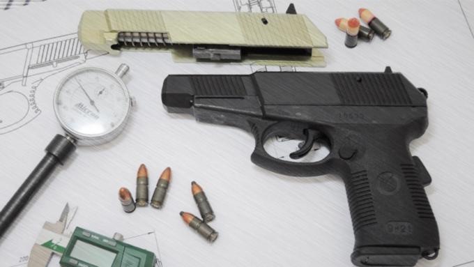 Источник рассказал о серийном производстве пистолета на замену ПМ