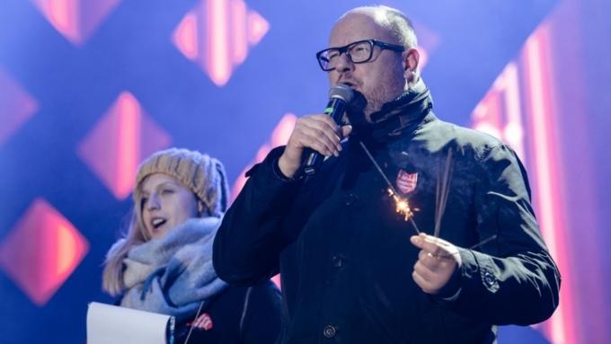 Подозреваемый вубийстве главы города Гданьска вПольше непризнал вину