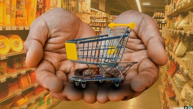 В Российской Федерации  посоветовали  поменять  потребительскую корзину
