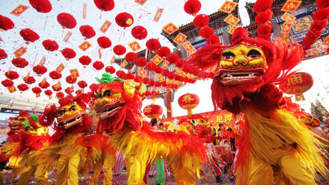 Китайцы предстоящей ночью встретят новый 4717 год
