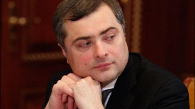 Сурков выразил уверенность что сложенная Путиным политическая модель станет'эффективным средством выживания