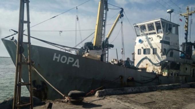 Капитан «Норда» поведал  детали своего возвращения вКрым