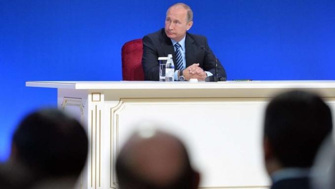 Песков поведал опозиции В.Путина поделу Калви