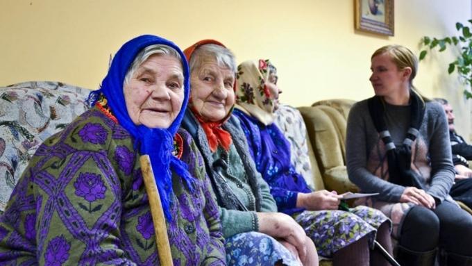 Юськасинский дом интернат для престарелых