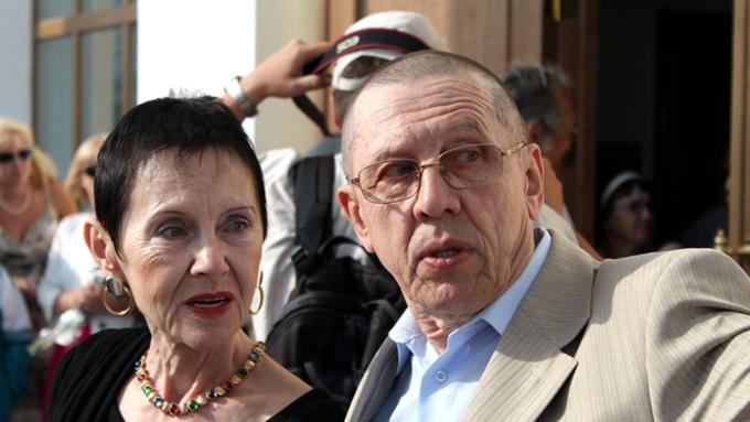 В столице погибла вдова артиста Валерия Золотухина— «ФАКТЫ»