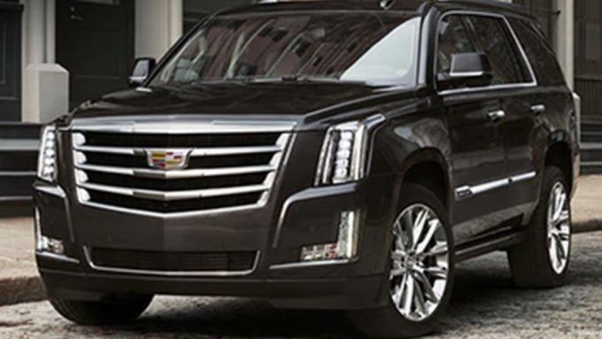 России угоняют автомобили Cadillac Escalade